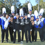 LHS Band, Pre-Lower State Competition, 10-22-2016