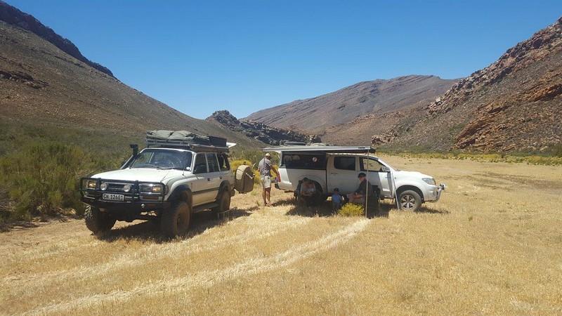Kamp by Baliesgat