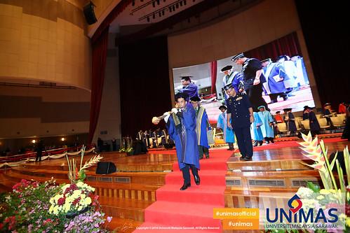 Konvokesyen UNIMAS Ke-20 Sidang 4