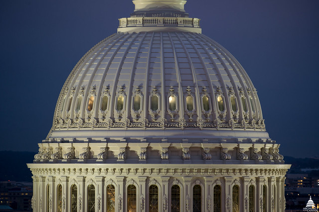 Restored Capitol Dome