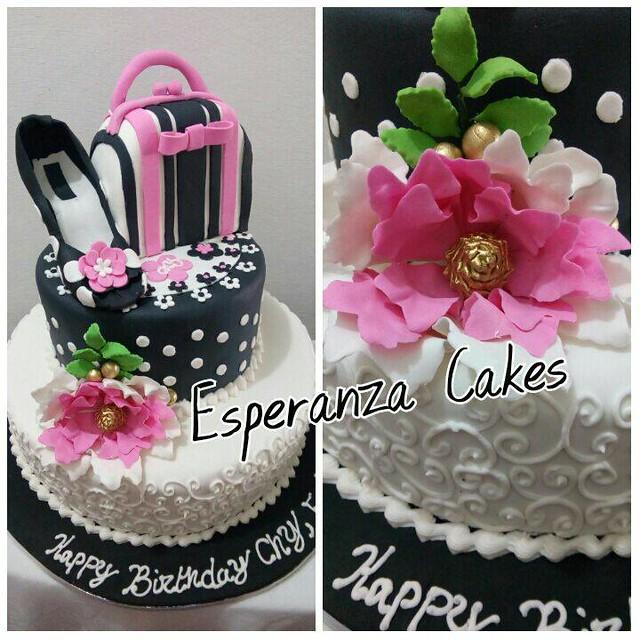 Cake by Esperanzacakes