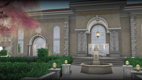 Playmate Mansion Promo