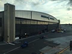 American Airlines Hangar - LaGuardia Airport - New York City