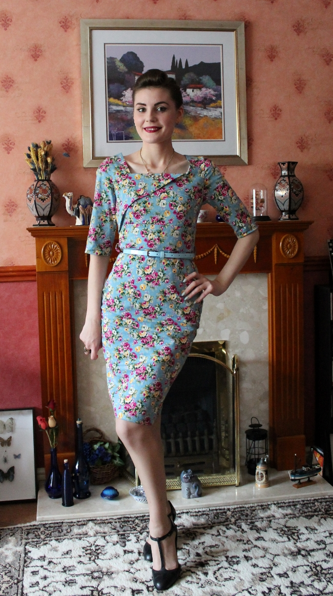 lindy bop doris dress via lovebirds vintage