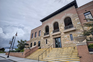 Art Circle Library, Crossville, Tennessee