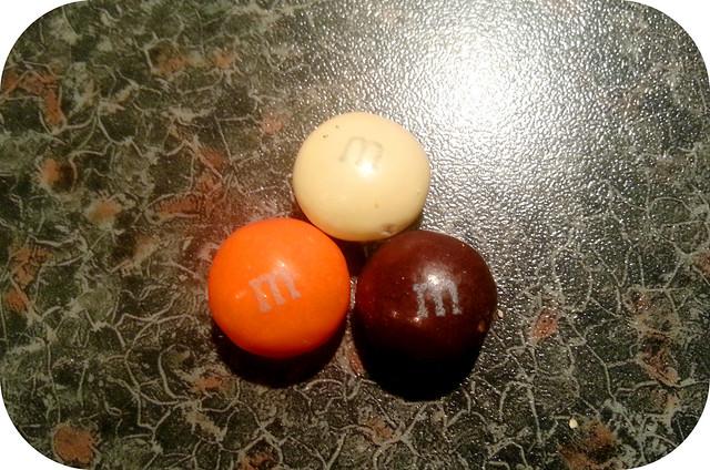 M&Ms Pumpkin Spice Latte