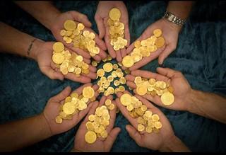 Schmitt shipwreck coin haul