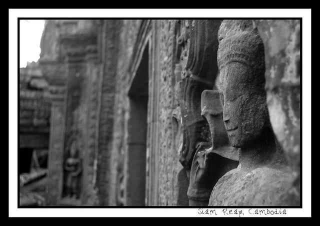 Ta Prohm, Siam Reap, Cambodia