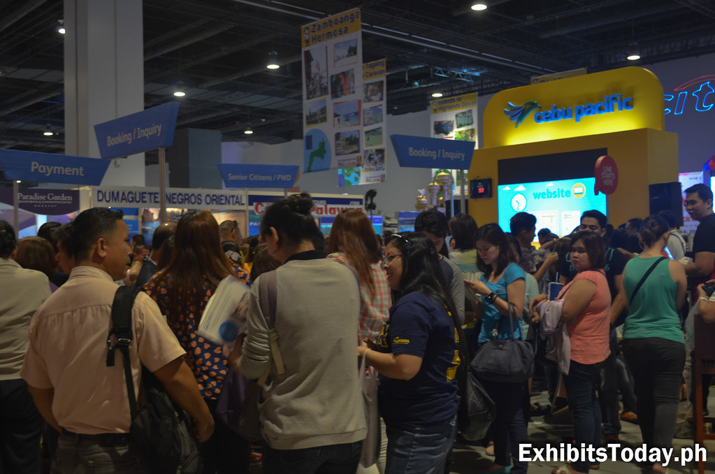 Cebu Pacific Airlines Exhibit Pavilion