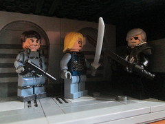 LEGO METAL GEAR SOLID 2: SONS IF LIBERTY