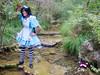 Shooting Alice Wonderland - Pandora Hearts - Sources des Encanneaux - Auriols - 2015-08-18- P1190333