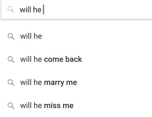 will he