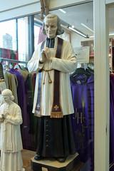 Zu Besuch beim heiligen Pfarrer von Ars