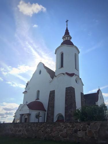 building church belarus soly