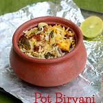 Matka biryani/Pot biryani recipe