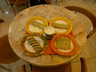 Блинный обед // Lunch with pancakes