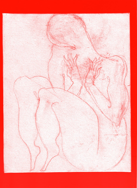 in-a-belly-pencil-red-bg