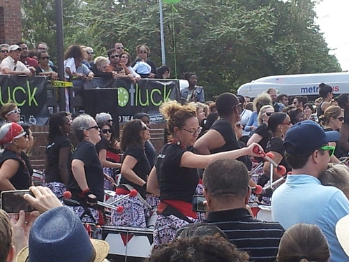 Batalá Washington at Adams Morgan Day 2015