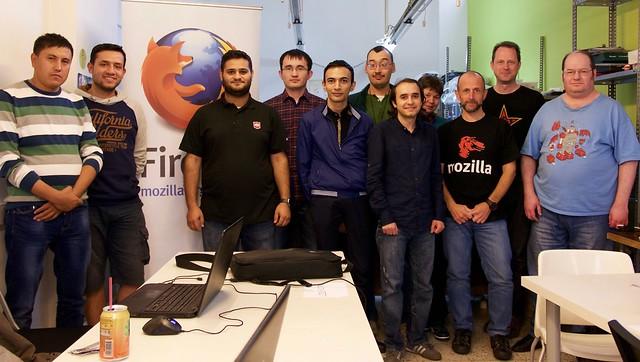 Mozilla Turkic Meetup - Istanbul Oct 10-11