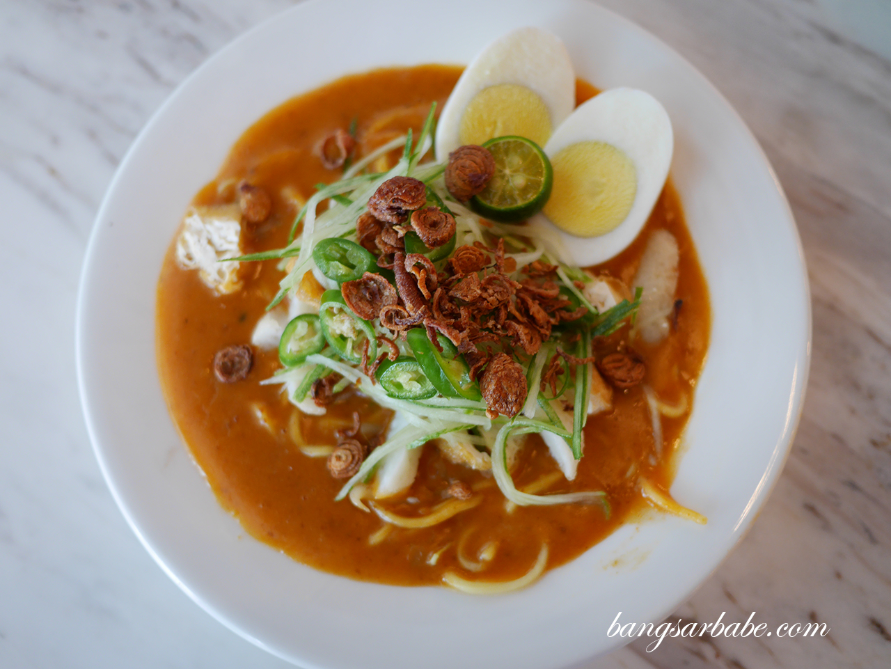 Mee Rebus Special (2)