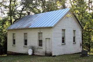 Pleasant Grove Mennonite Church, Sweedlin Valley Rd Pendleton County, WV September 19 2015