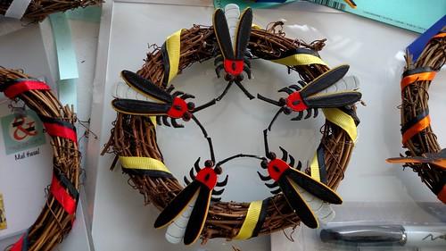 3D Printing - Firefly Wreath