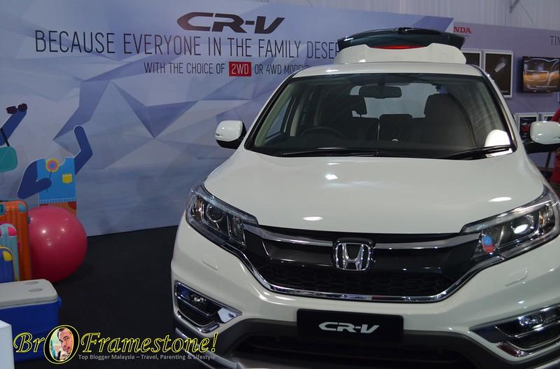 Honda Family Trip - Honda Malaysia - City Bloggers Drive