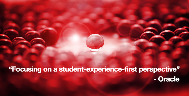 Focusing on a student experience first perspective