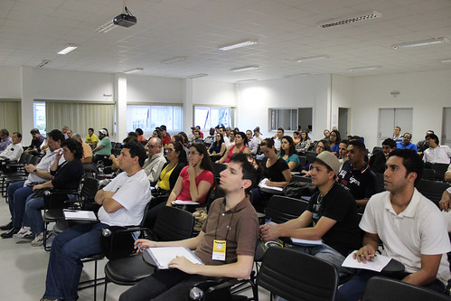 Participantes - São José dos Campos - 01 de setembro de 2015 - Ciclo MPE.net