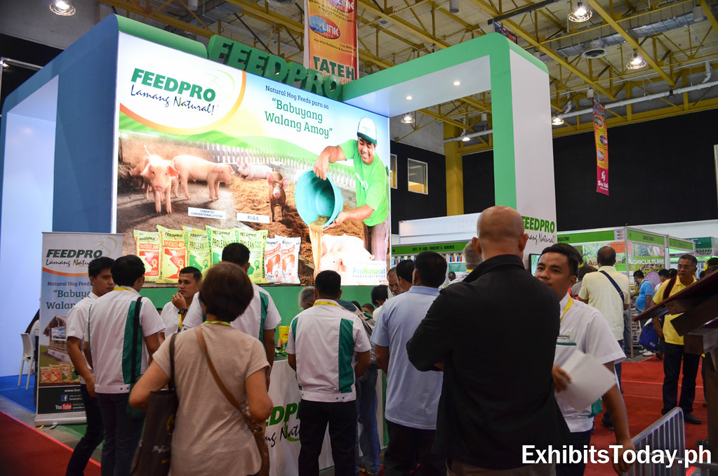 Feedpro Trade Show Display