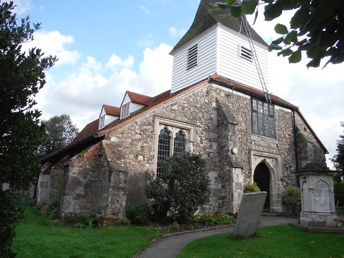 St. Peter & St. Paul, Horndon-on-the-Hill