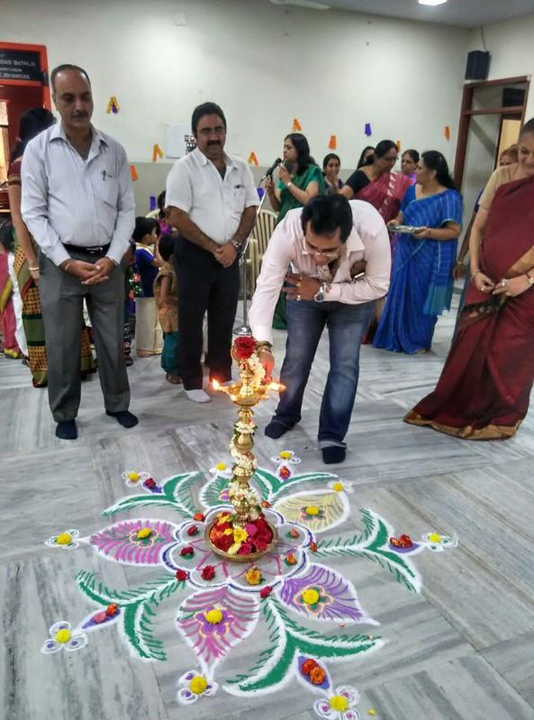 Ganesha Festival Celebration - 2015