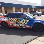race car taxi