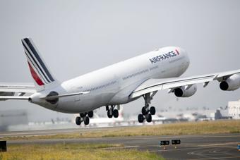 Air France A340-300 (Air France)