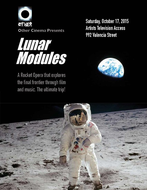 Lunar Modules Printed Program for 10/17/15