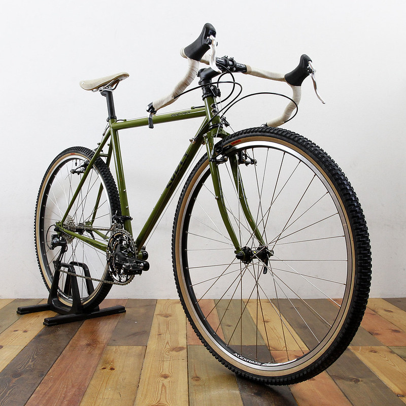 SURLY / CROSS-CHECK CUSTOM PAINT BY SWAMP THINGS