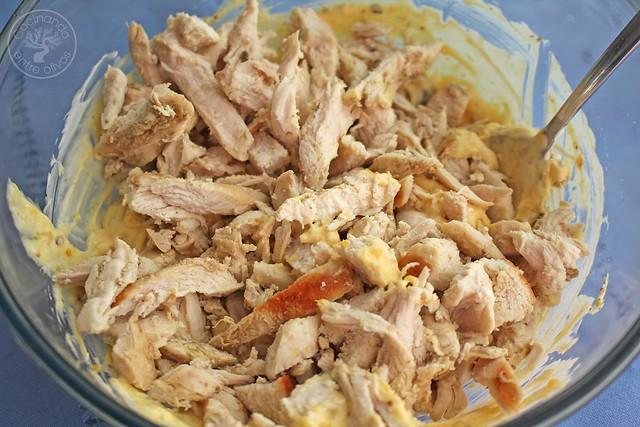 Coronation Chicken www.cocinandoentreolivos.com (9)