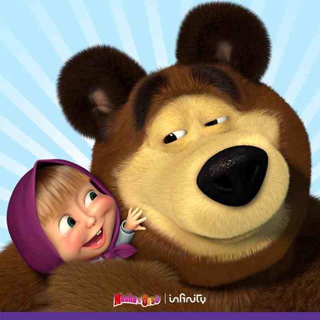 Cosa fare per avere gli episodi di masha e orso gratis