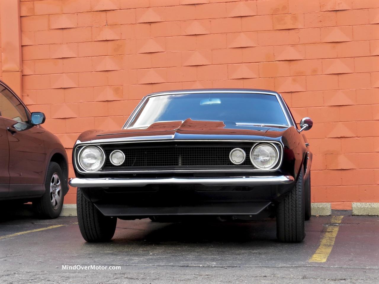 1967 Camaro MI Front