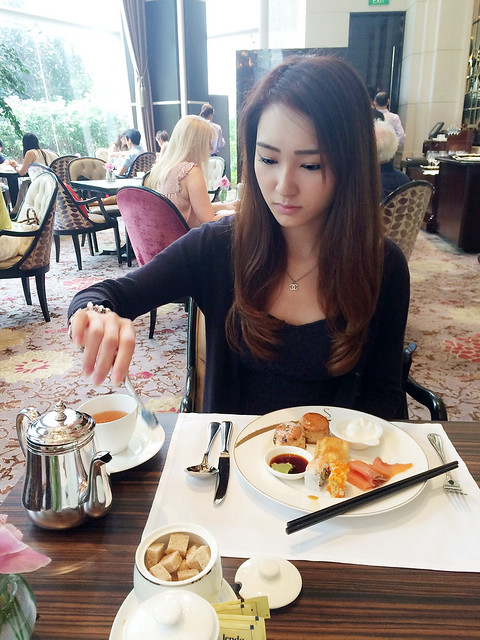 St. Regis High Tea