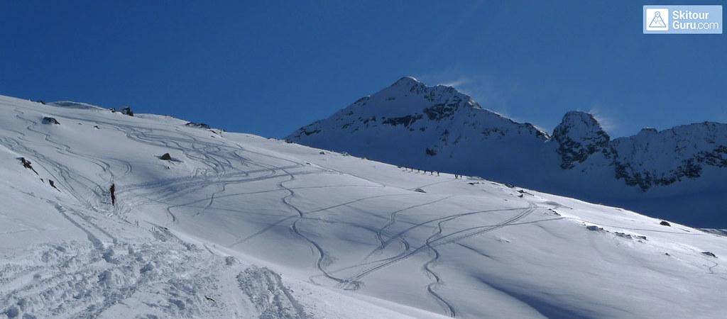 Mittlerer Seelenkogel Ötztaler Alpen / Alpi Venoste Österreich foto 06