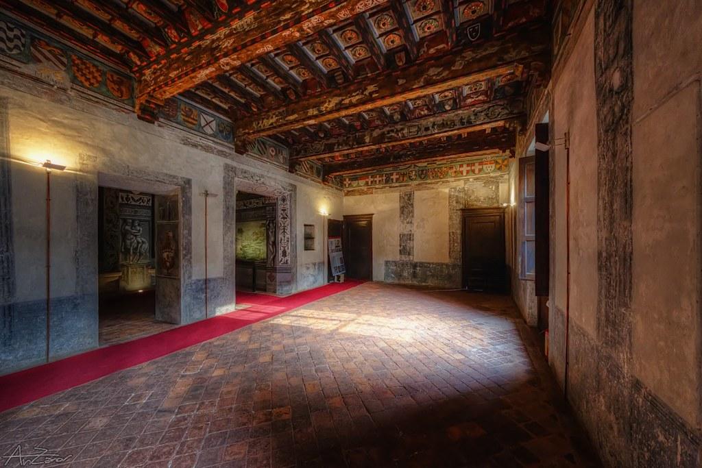 Castello Tapparelli d'Azeglio, Lagnasco 2015-04-26 180540