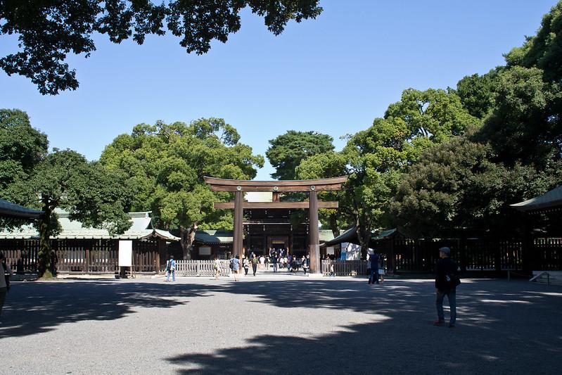 Inside Yoyogi Park in Tokyo | packmeto.com