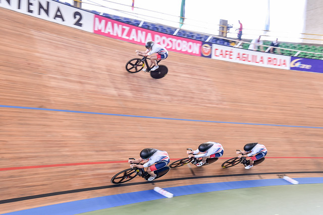 2015/16 UCI Track Cycling World Cup - Cali - Day one