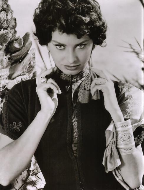 Legend of the Lost - Promo Photo 4 - Sophia Loren