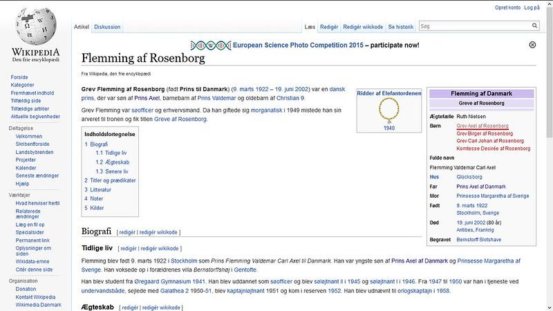 grev axel av rosenborg wiki