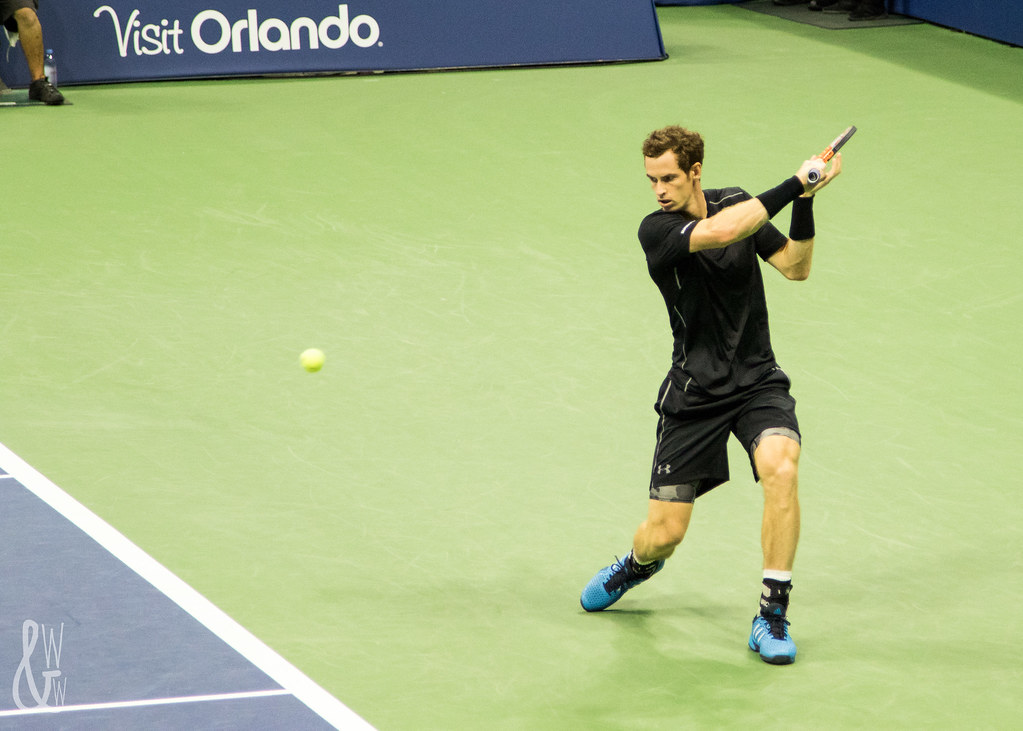 US Open Andy Murray
