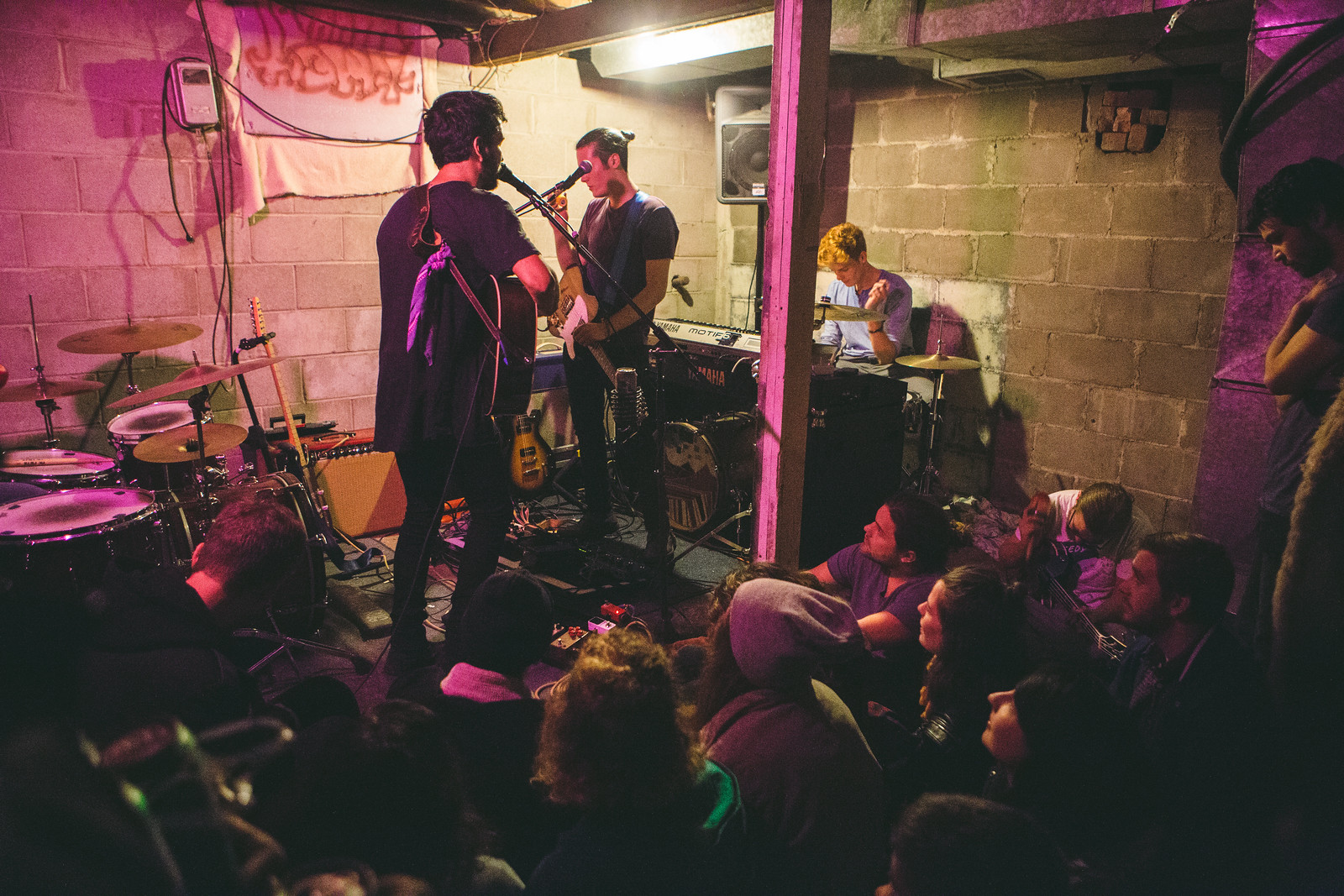 The Ambulanters | The Tree House | 11.20.15