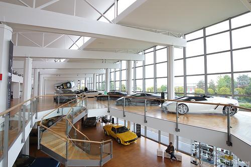 Museo Lamborghini 101
