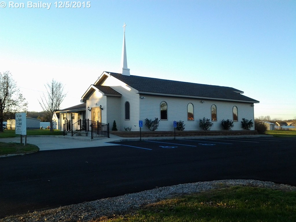 The Plains Baptist Church, The Plains, OH.